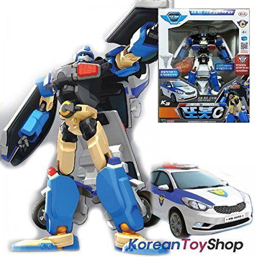 Tobot C Transforming Robot Transformers Toy Car Kia K3 All New