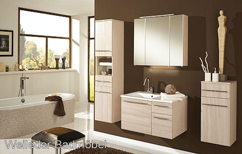 Günstige Badezimmermöbel » Badezimmermöbel holz günstig rheumri ...