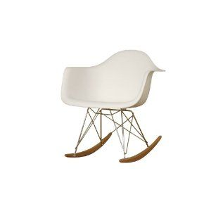Kids Chair Eames Knock Off Plastic Rocking Chair