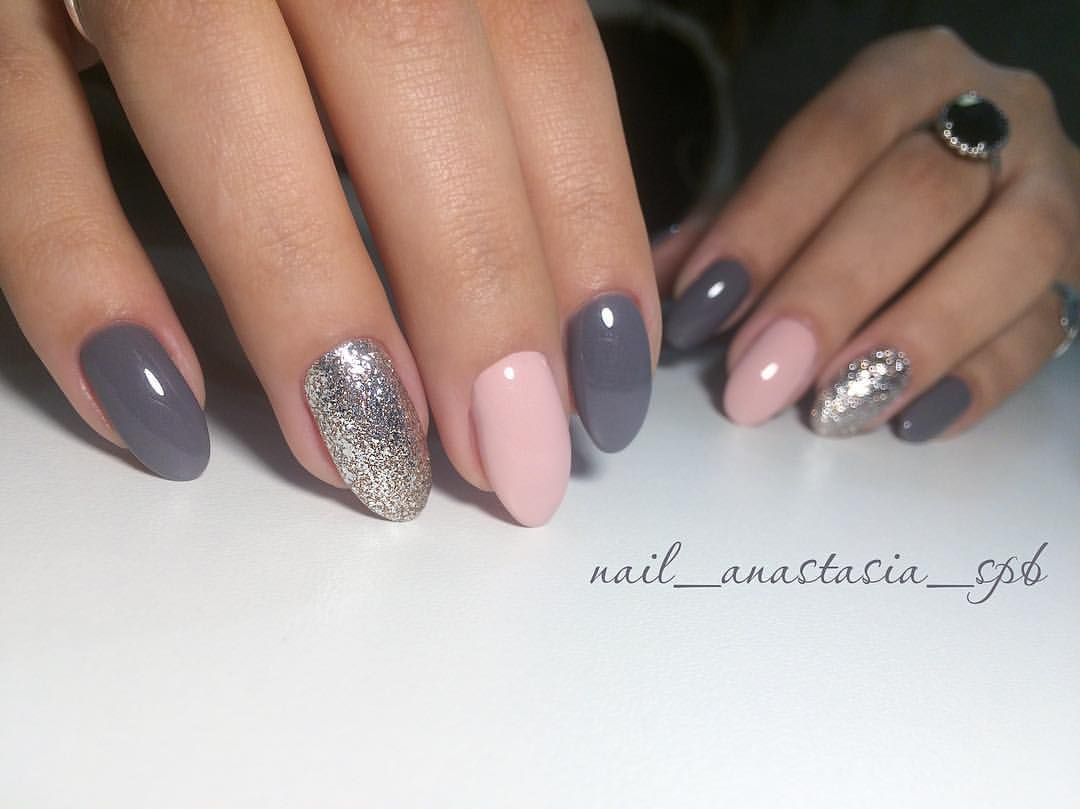 Shellac Nails Naildesign French Space