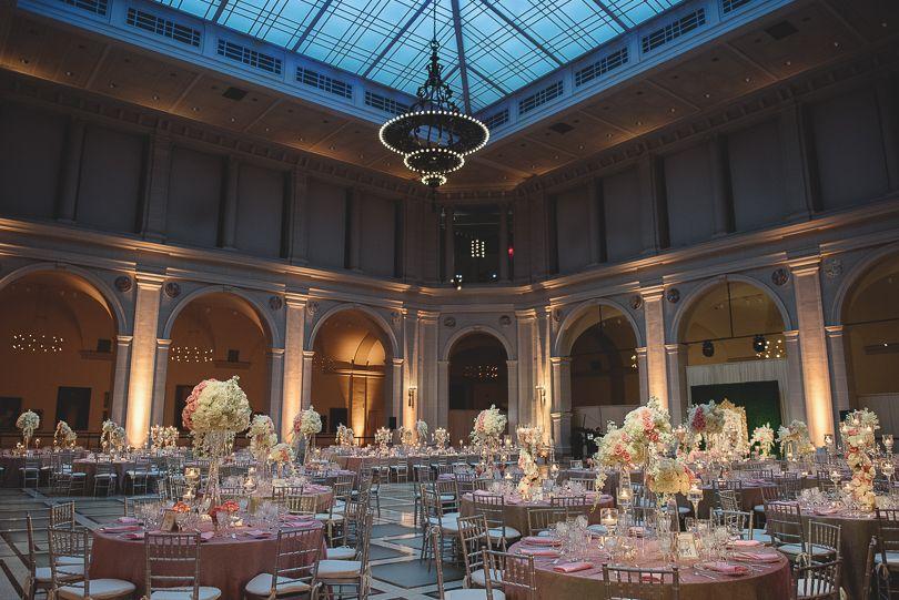 Wedding At The Brooklyn Museum Of Art Namrata Amar