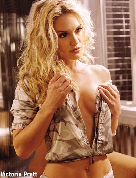 Victoria Pratt Nude Naked Victoria Pratt In Xena