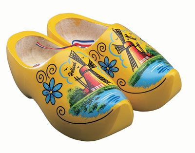 Image result for wooden shoe clipart