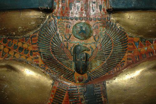 Coffin of Nesykhons (The Royal Cache TT320, Deir el-Bahari) Egyptian Museum Cairo, CG 61030