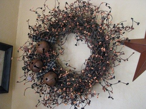 And Black Wreaths Gold Burgundy Christmas