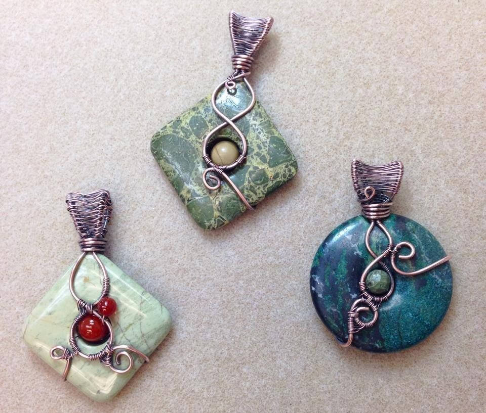 Pin by carmen slator on basics   Pinterest   Wire wrapping and Wire ...
