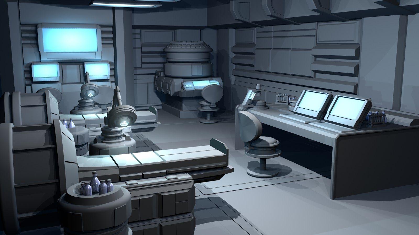 Sci-Fi Science Lab