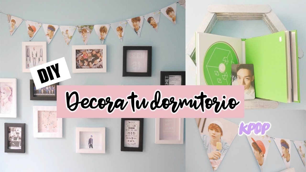 Decora habitacion interesting decora habitacion with - Ideas para decorar habitacion infantil ...