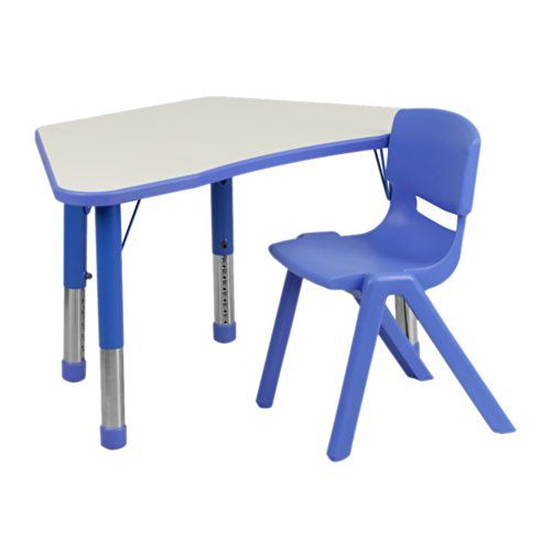 Illustration Of Modern Kids Table And Chairs Design Options Childrens Desk And Chair Modern Kids Table Desk And Chair Set