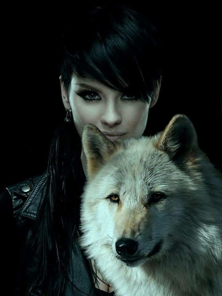 своем подавляющем готовый коллаж для фото лицо волка фразу
