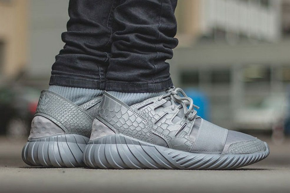 Adidas Tubular Doom Grey Scale