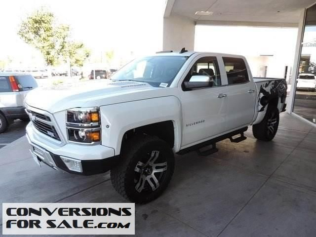 2015 chevy silverado 1500 ltz southern comfort reaper lifted chevy gmc trucks for sale. Black Bedroom Furniture Sets. Home Design Ideas