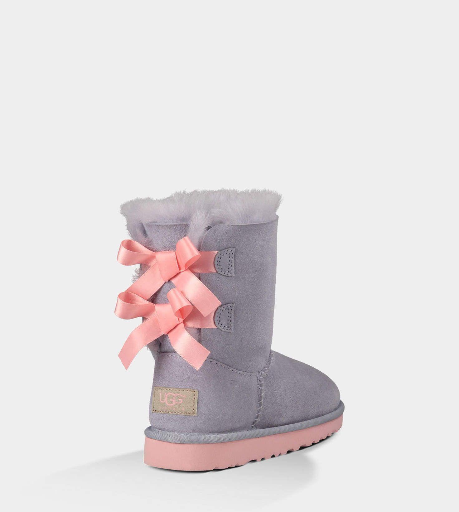 773890d01ad Buy Kids' Bailey Bow Boots Online | UGG® Australia | Jades | Ugg ...
