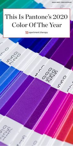 Pantone's 2020 Color of the Year is here! And were about to start a fresh decade with a new hue to rule them all. #Pantone2020 #PantoneColorOfTheYear #PaintColors #PaintIdeas #PaintTrends #ColorTrends #pantone2020 Pantone's 2020 Color of the Year is here! And were about to start a fresh decade with a new hue to rule them all. #Pantone2020 #PantoneColorOfTheYear #PaintColors #PaintIdeas #PaintTrends #ColorTrends #pantone2020