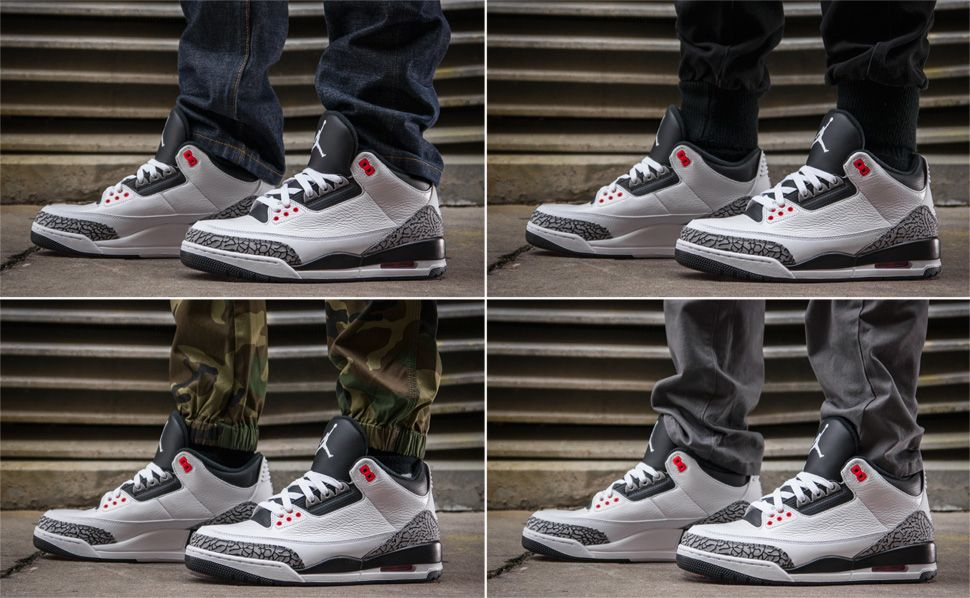 quality products online shop unique design Click to order - Air Jordan III Retro Infrared 23 Baskeball ...