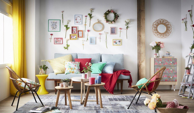 Idées déco pièce à vivre - Déclic Flowers | D.Dream house ...