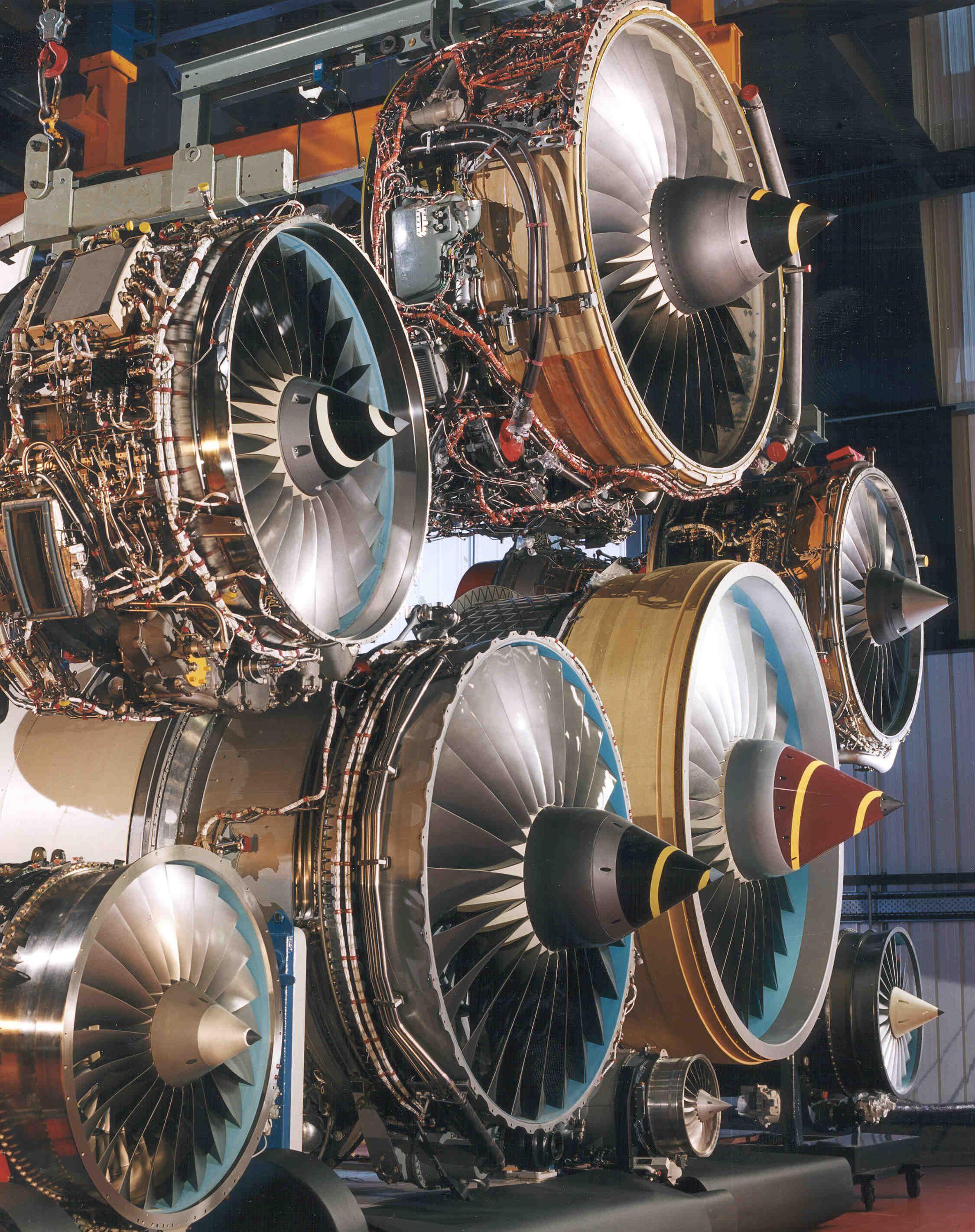 Rolls Royce Engines Display TURBINE ENGINE S Pinterest
