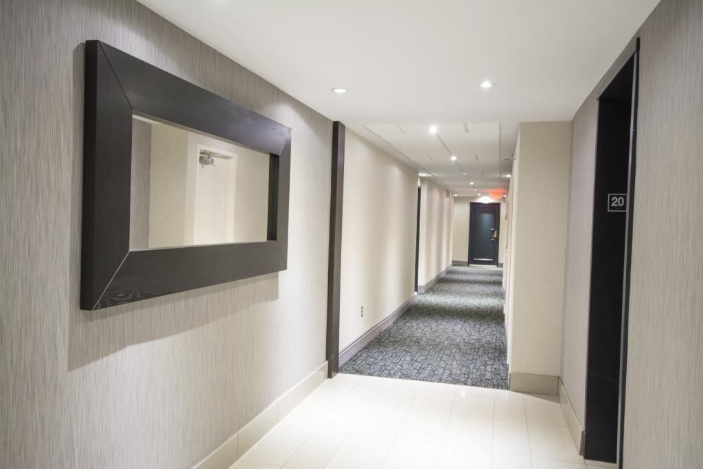 Modern Condo Building Common Hallway Google Search