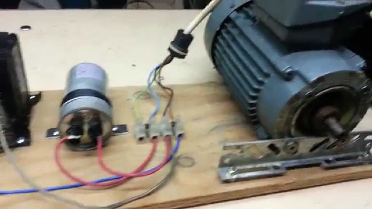 Running A Three Phase 480 Volt Motor On Single Phase 120 Volt