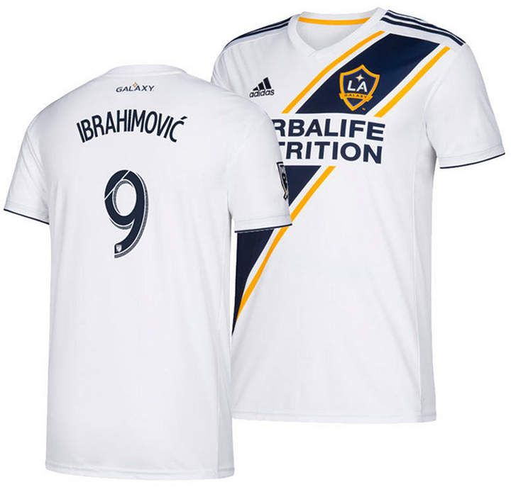 new style 4e28a 8e92a adidas Women Zlatan Ibrahimovic La Galaxy Primary Replica ...
