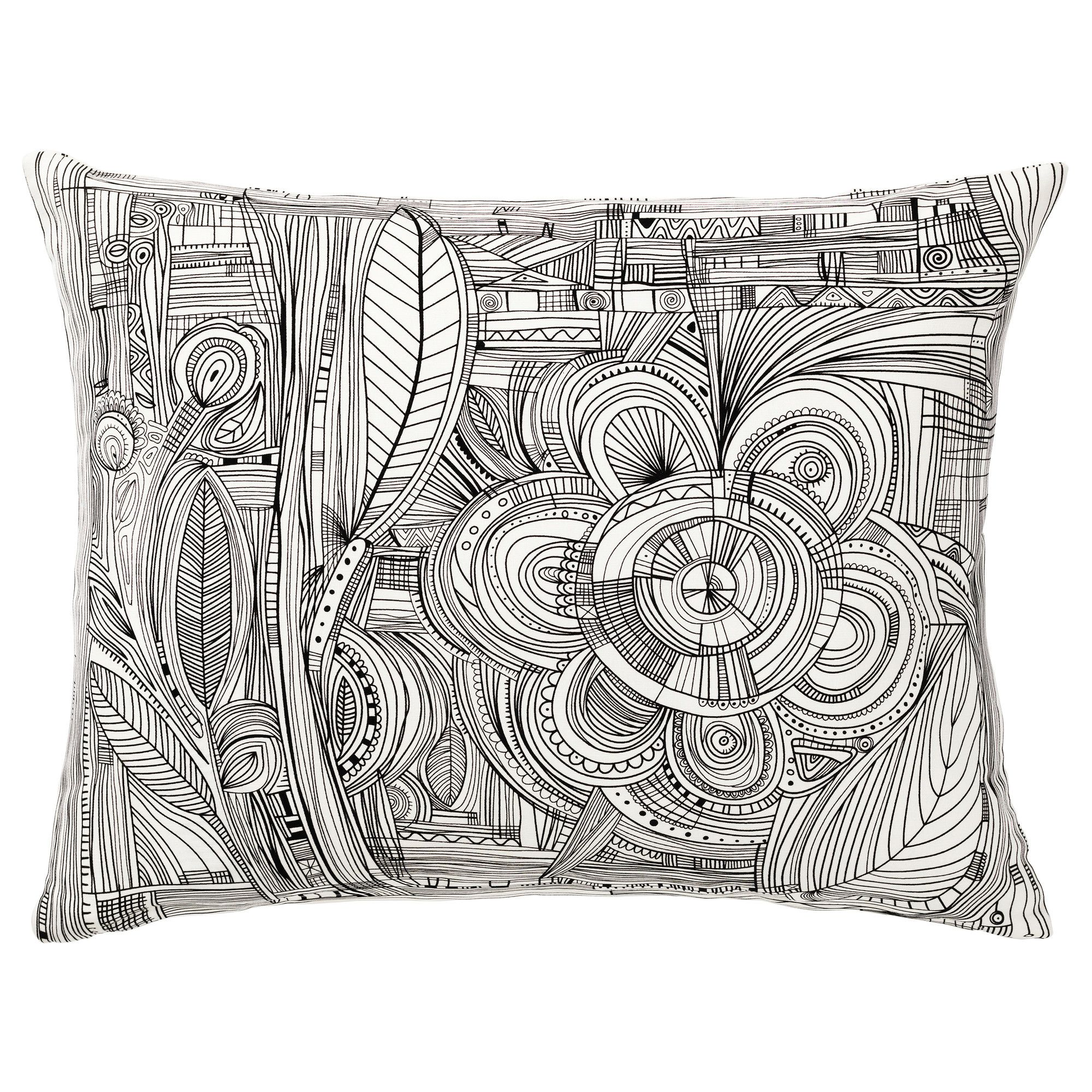 Awe Inspiring Eivor Cushion Ikea For Our Black And White Living Room Download Free Architecture Designs Scobabritishbridgeorg