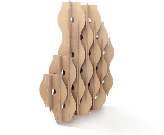 Mobili In Cartone Design.Etcetera Design Il Tuo Shop Mobili E Complementi D Arredo In Cartone Design Ecosostenibile Enjoy It Cardboard Design Cardboard Crafts Diy Puzzle Design
