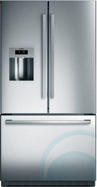 762l Bosch Side By Side Fridge Kfn91pj10a Rrp 3499 Winnings
