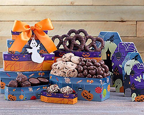 Rocky Mountain Chocolate Factory Halloween Tower (Ad) Halloween - lowes halloween inflatables