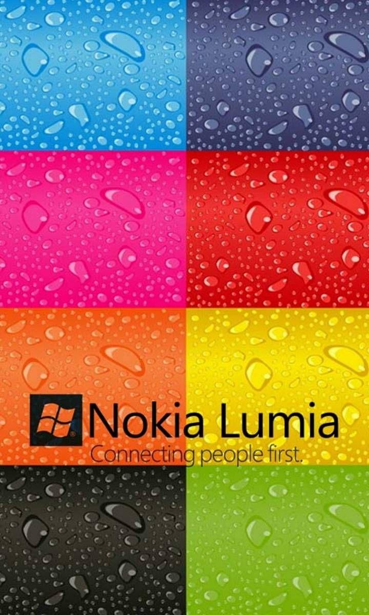 Nokia Lumia Wallpaper Wallpapers 2018 Pinterest 720 Resmi Cyan