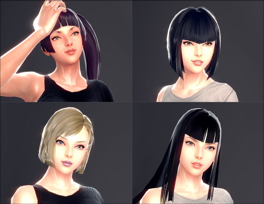 More vindictus hairstyles art fantroll inspiration pinterest more vindictus hairstyles negle Choice Image