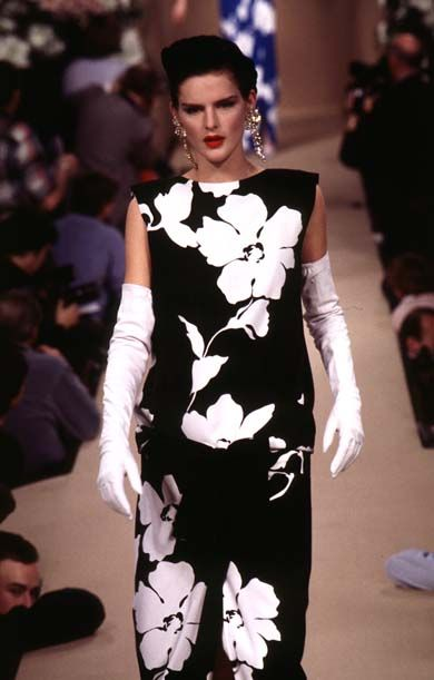 Abiti Da Cerimonia Yves Saint Laurent.Abito Da Sera Di Yves Saint Laurent Haute Couture 1996 Yves