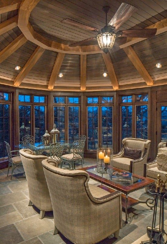 Home Additions Sunroom Decorating Four Seasons Room: Pin By Home Channel TV On Seasonal Rooms & Four Season Rooms