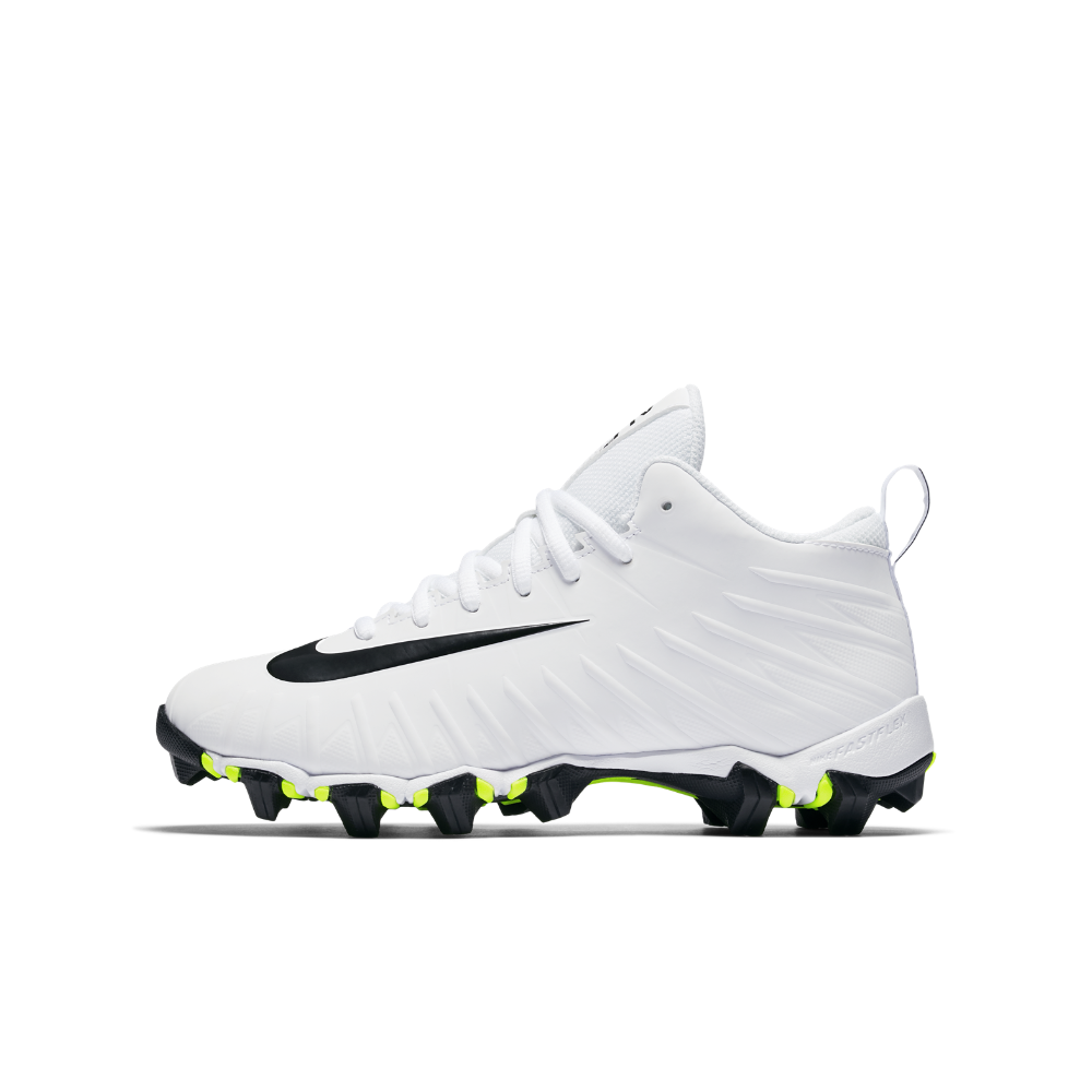 0e2a89753 Nike Alpha Menace Shark Little Big Kids  Football Cleat Size ...