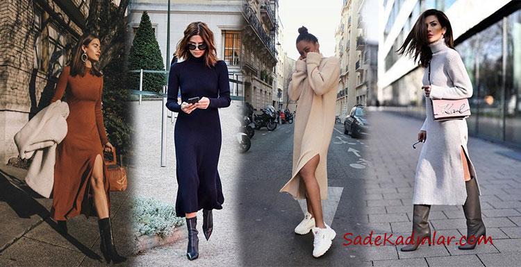 2020 Bayan Orgu Elbise Modelleri Sadekadinlar Kiyafet Kombinleri Moda Fashion Fashionblogger Damenmode Mode Outfits Elbise Elbise Modelleri Elbiseler