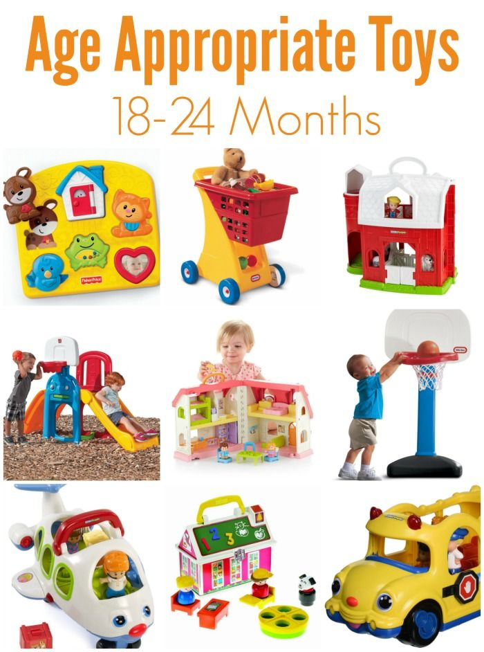 12 To 18 Month Toys : Developmental toys progress for months of age