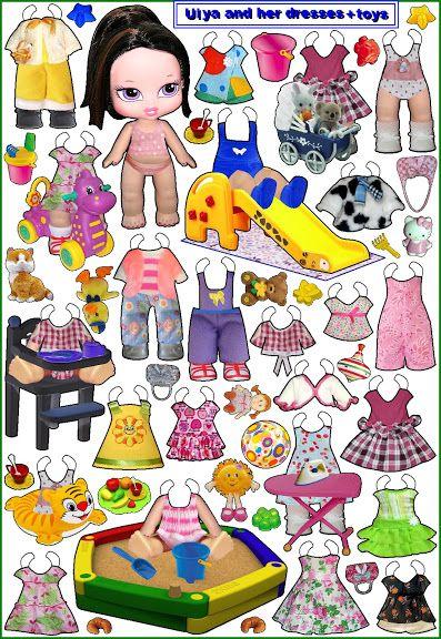 bratz babyz photo paper dolls maryetta ru picasa. Black Bedroom Furniture Sets. Home Design Ideas