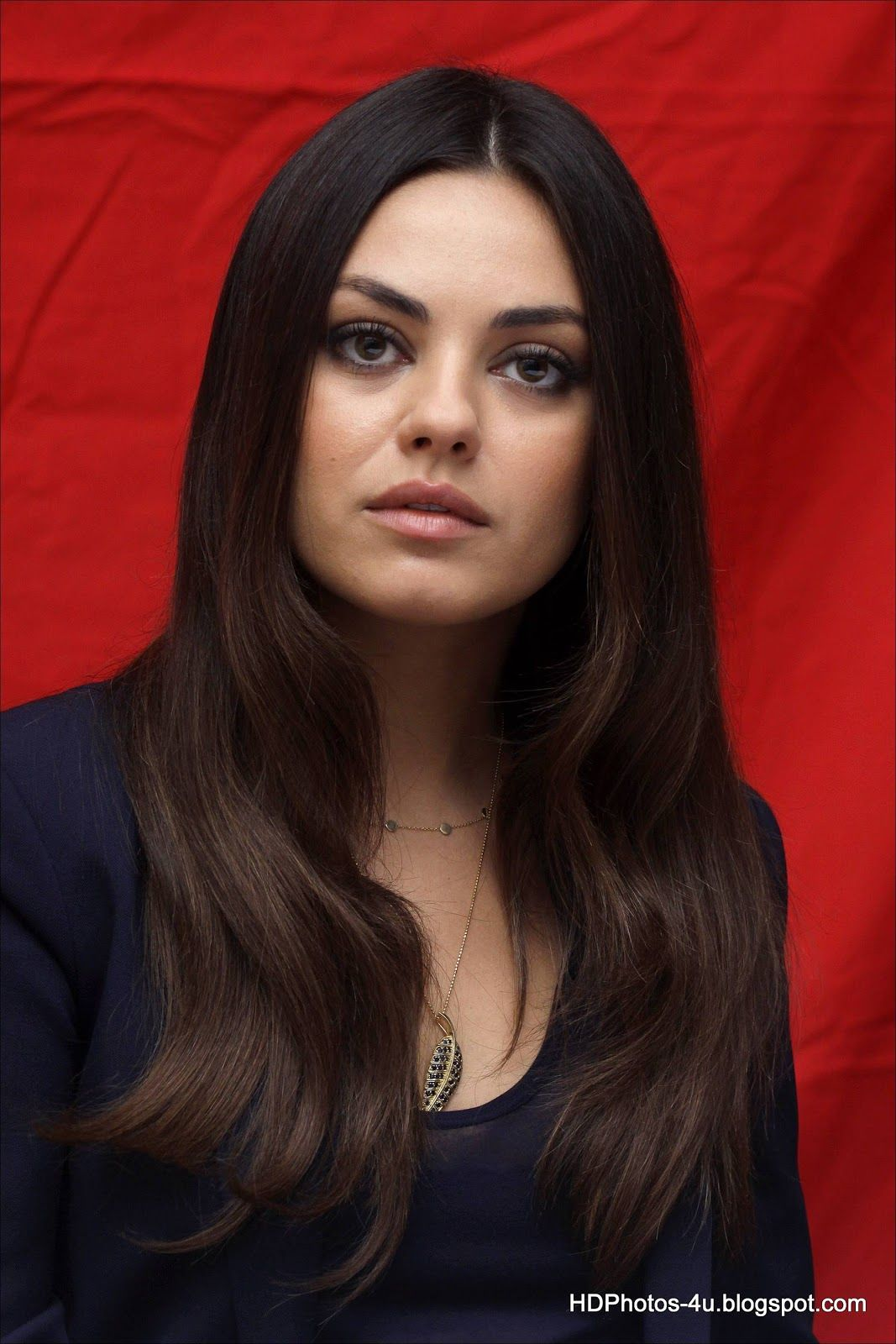 Mila Kunis Fhms Sexiest Woman In The World Because Of Course She