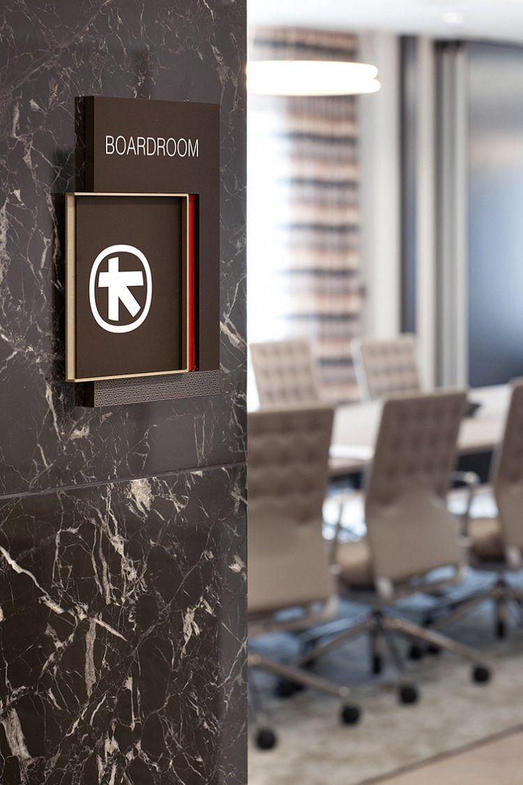 Resonate Interiors London Interior Design Office Design  # Muebles Janine Bogota