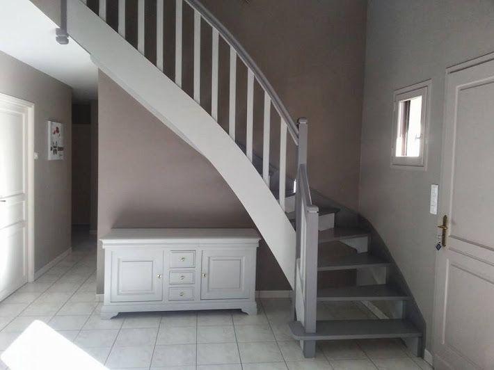 meuble après et escalier relooké Luka Deco Design vous propose de