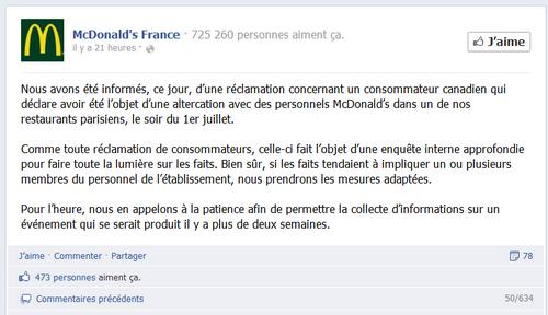 McDonald's vs. le blogueur handicapé : les 4 ingrédients ...