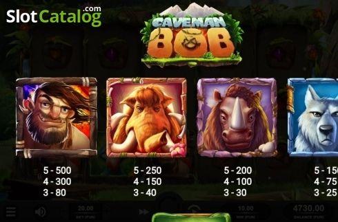 Spiele Caveman Bob - Video Slots Online
