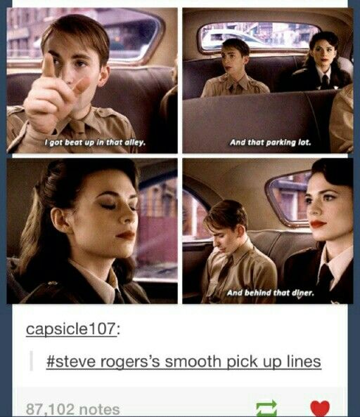 Captain America And Peggy Memes