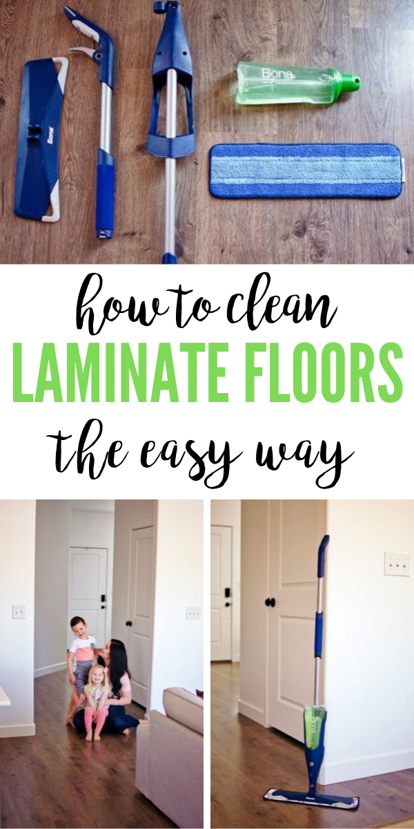The Best Ever Cleaner For Laminate Floor Care Clean Laminate How To Clean Laminate Flooring Laminate Flooring