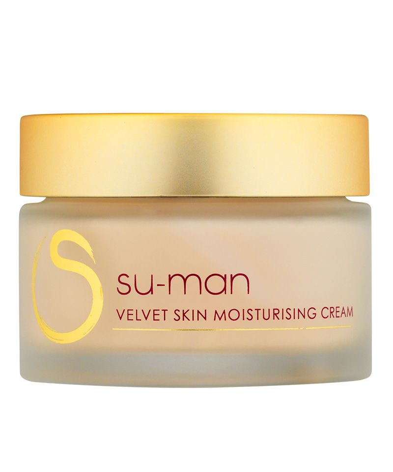 Velvet Skin Moisturising Cream by Su-Man Skincare #moisturisingcream