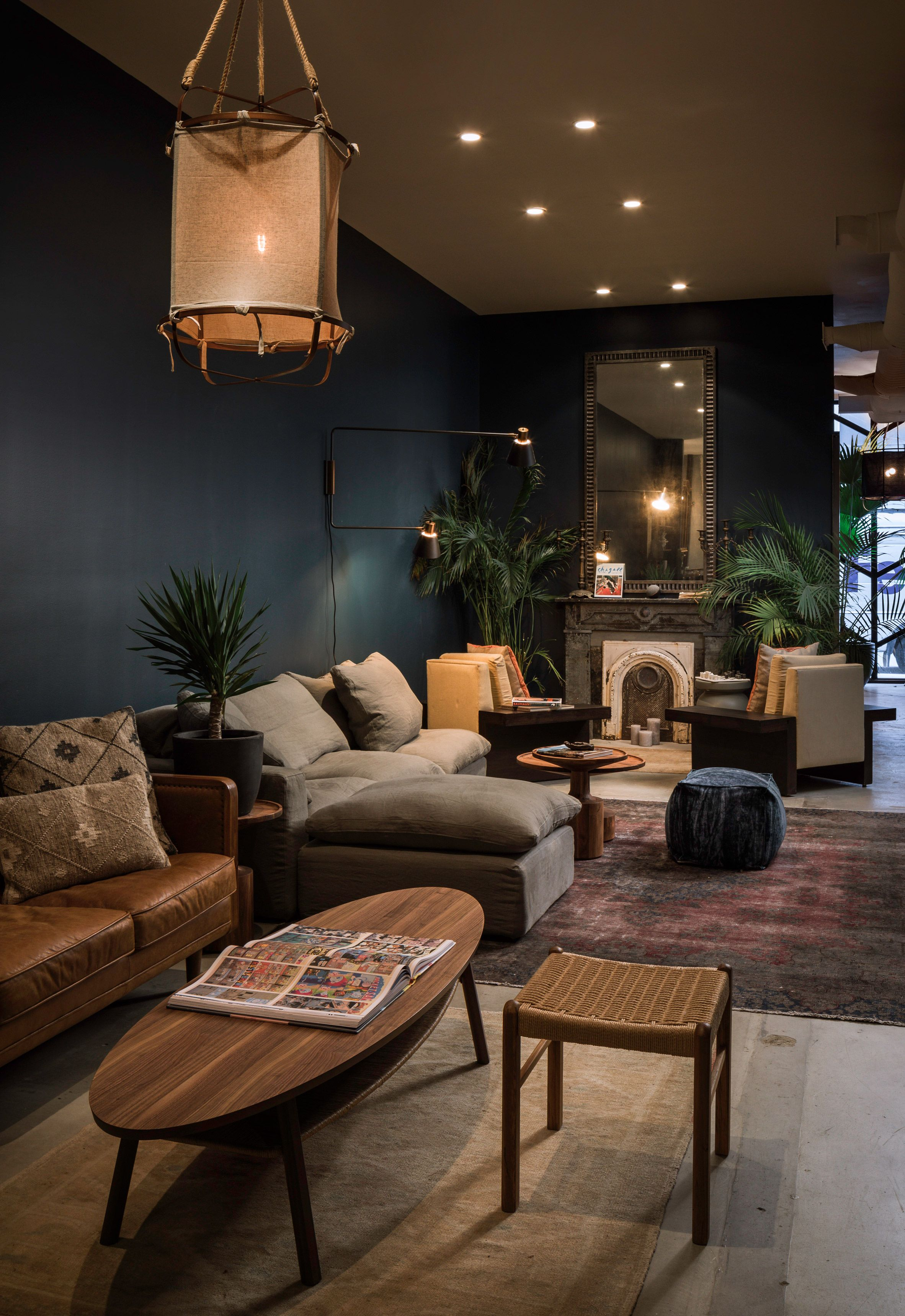 Habitas Members Only Clubhouse Opens In Old New York Fire Station