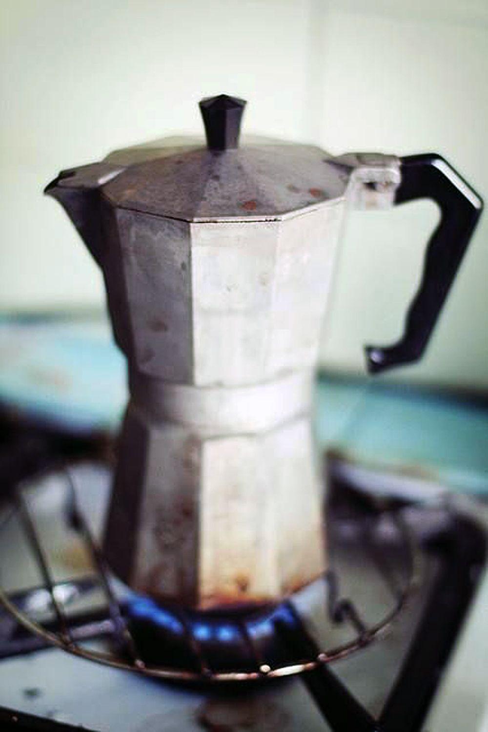 Moka Pot Good Coffee At Home Needs Not The Fancy