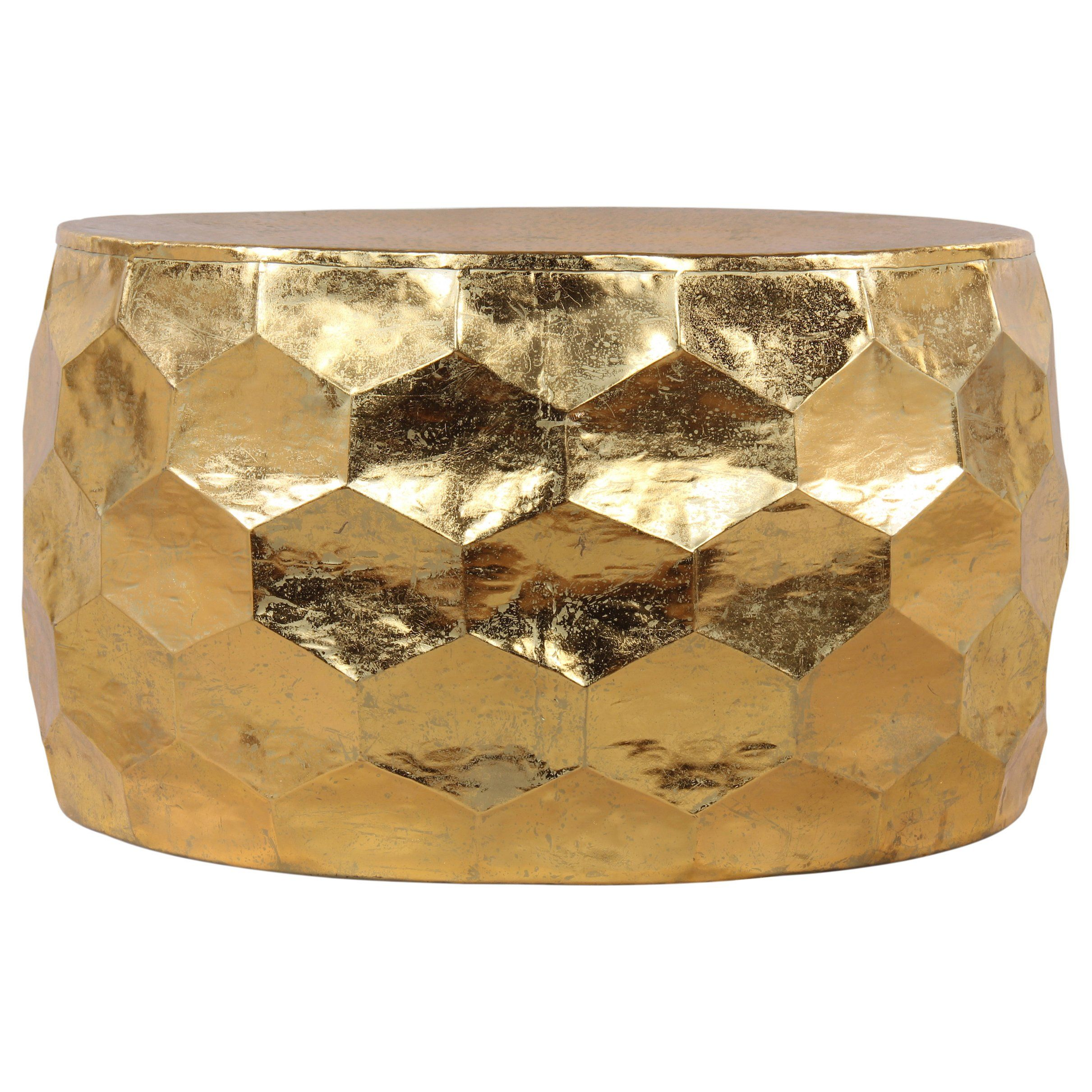 Overstock Com Online Shopping Bedding Furniture Electronics Jewelry Clothing More Drum Coffee Table Gold Coffee Table Hammered Coffee Table [ 2421 x 2421 Pixel ]
