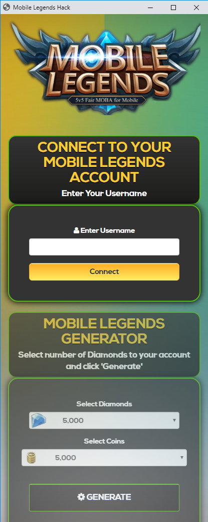 Pin on How to Hack Mobile Legends