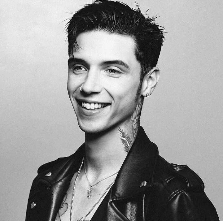 Andy Black | Andy | Pinterest | Andy black, Andy biersack ...