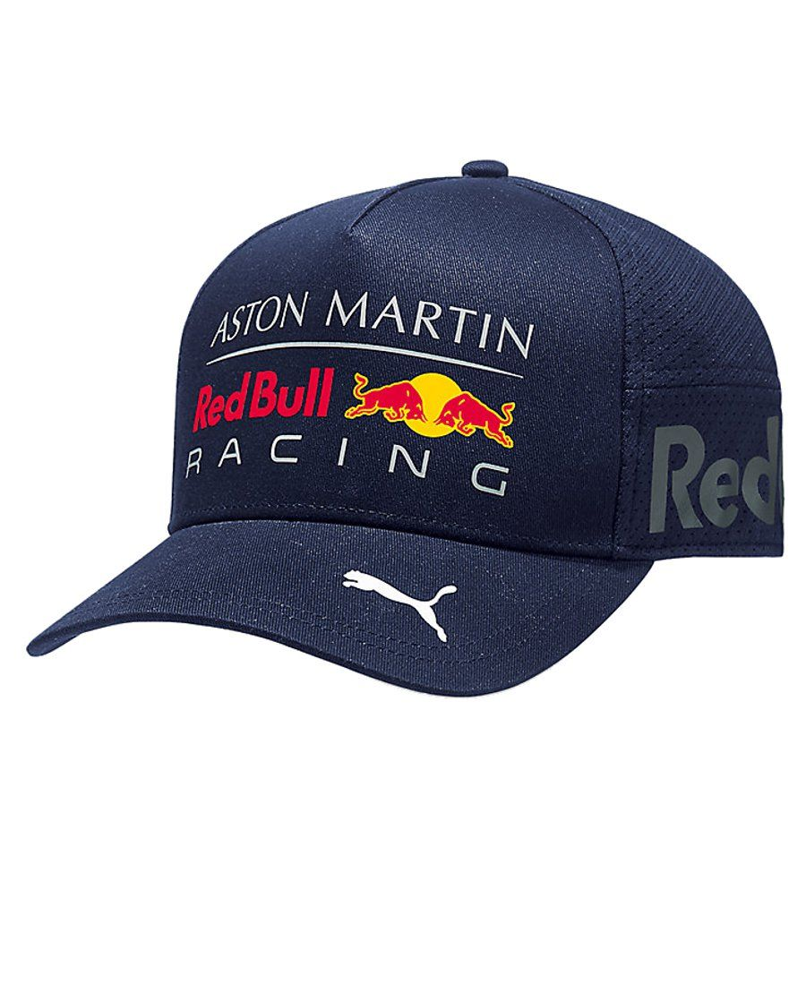 Red Bull Racing Replica Team Gear Cap - 2018 Gorra Red Bull 1df747188e1